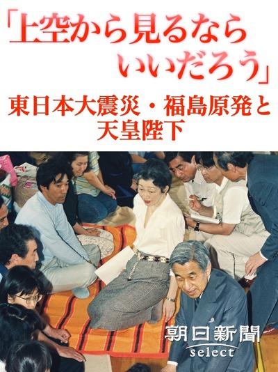 「上空から見るならいいだろう」 東日本大震災・福島原発と天皇陛下-電子書籍