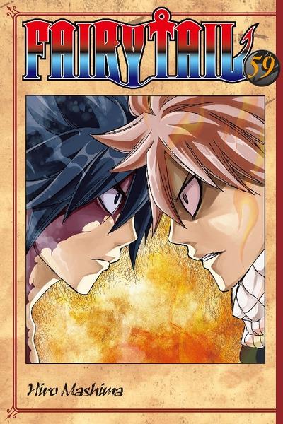 Fairy Tail Volume 59