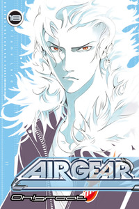 Air Gear 18
