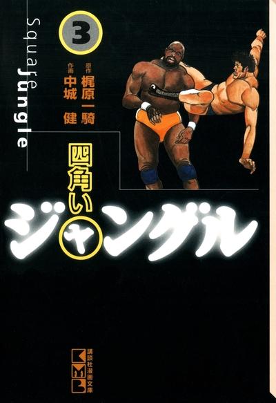 四角いジャングル(3)-電子書籍