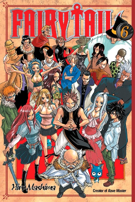 Fairy Tail 6-電子書籍-拡大画像