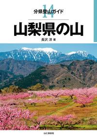 分県登山ガイド14 山梨県の山-電子書籍