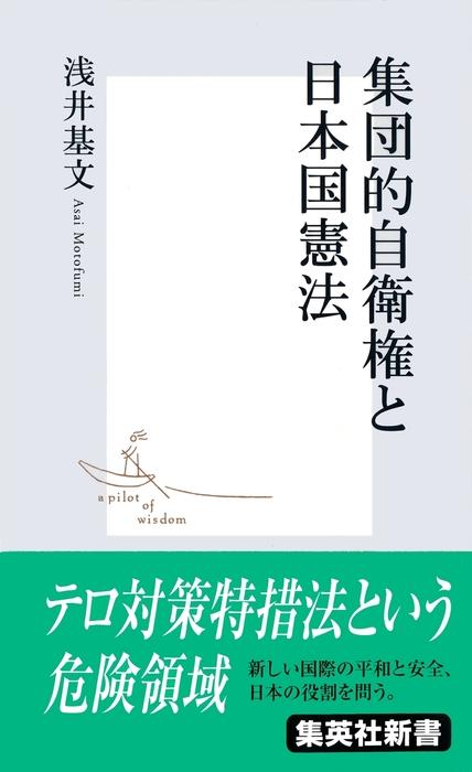 集団的自衛権と日本国憲法-電子書籍-拡大画像