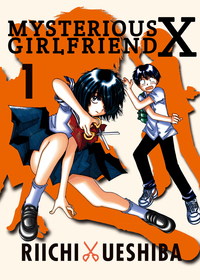 Mysterious Girlfriend X Volume 1