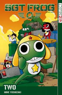 Sgt. Frog, Vol. 2