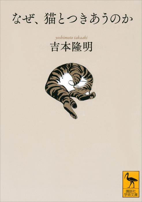 なぜ、猫とつきあうのか拡大写真