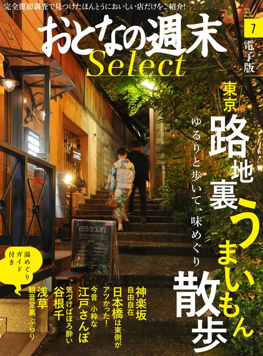 おとなの週末セレクト「東京路地裏うまいもん散歩」〈2016年7月号〉拡大写真