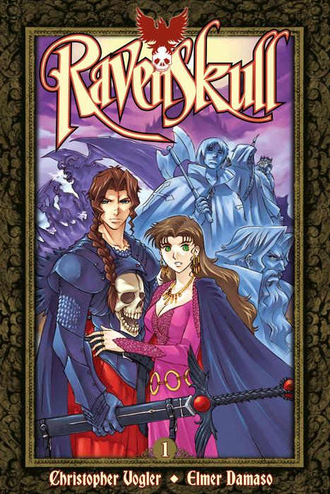 Ravenskull Vol. 1拡大写真