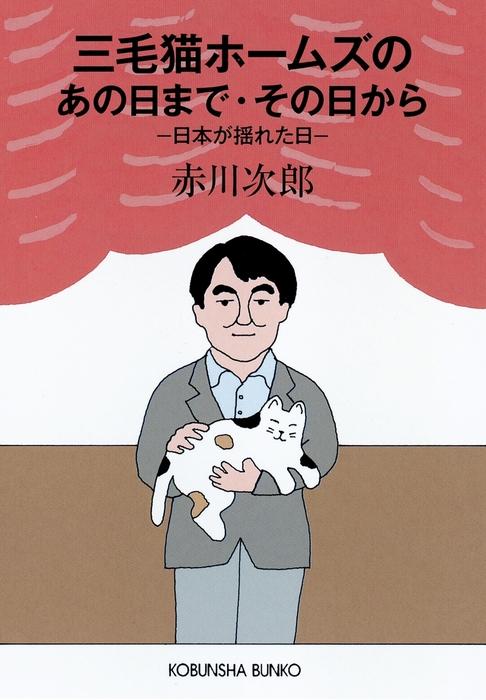 三毛猫ホームズのあの日まで・その日から~日本が揺れた日~拡大写真