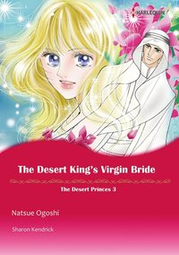 THE DESERT KING'S VIRGIN BRIDE