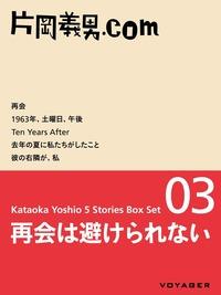 再会は避けられない [片岡義男ボックスセット03]-電子書籍