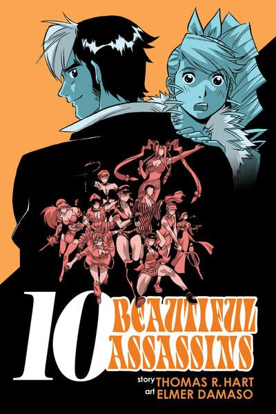 Ten Beautiful Assassins Vol. 1-電子書籍