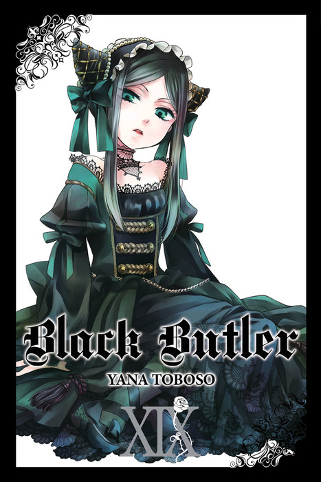 Black Butler, Vol. 19拡大写真