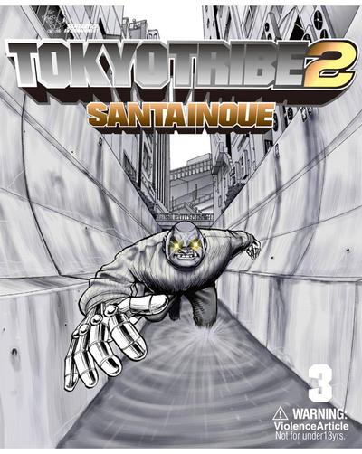 TOKYO TRIBE2 第3巻-電子書籍