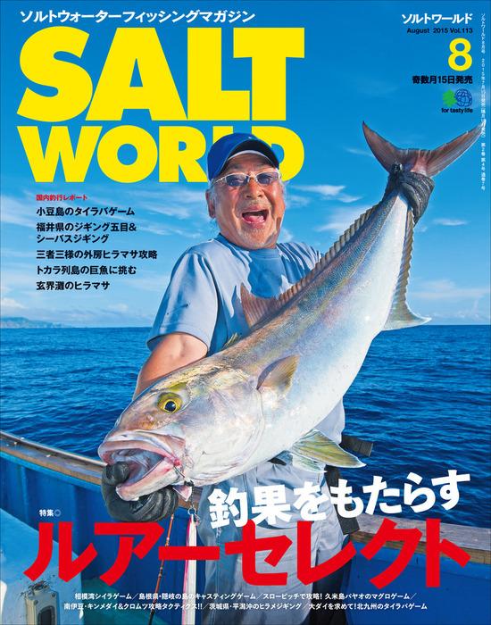 SALT WORLD 2015年8月号 Vol.113-電子書籍-拡大画像