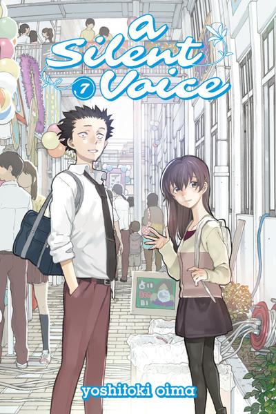 A Silent Voice 7-電子書籍