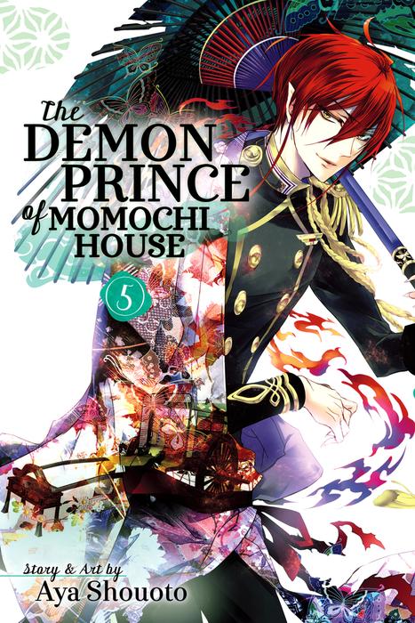The Demon Prince of Momochi House, Volume 5拡大写真