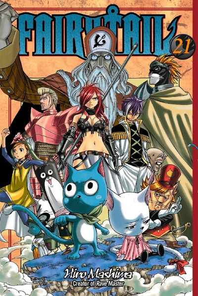 Fairy Tail 21-電子書籍