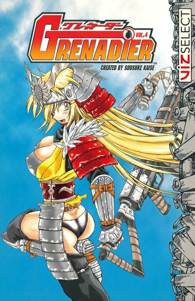 Grenadier, Vol. 4-電子書籍