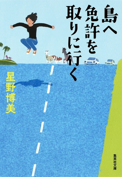 島へ免許を取りに行く-電子書籍