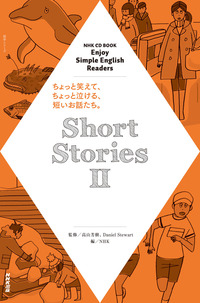 NHK Enjoy Simple English Readers Short Stories II-電子書籍
