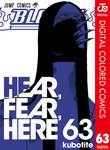 BLEACH カラー版 63-電子書籍