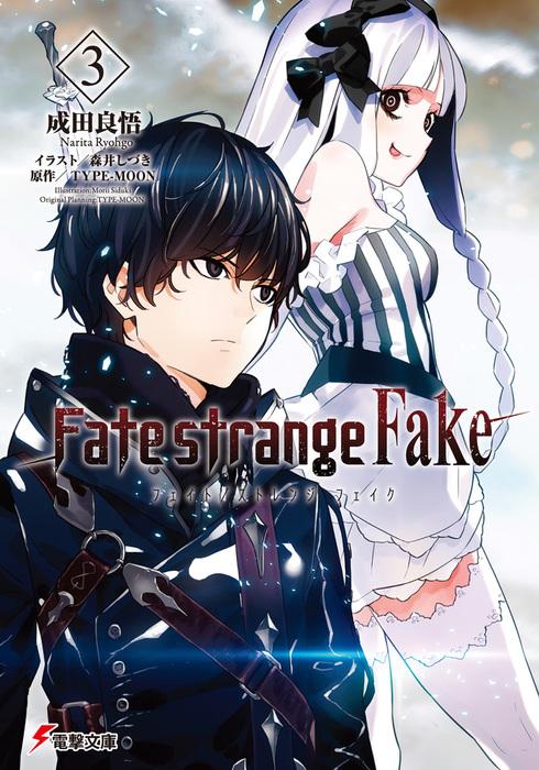 Fate/strange Fake(3)拡大写真