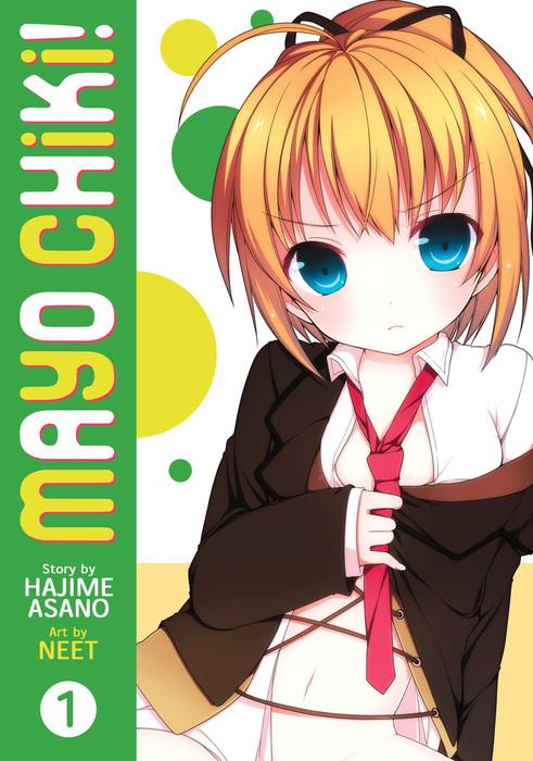 Mayo Chiki! Vol. 1拡大写真