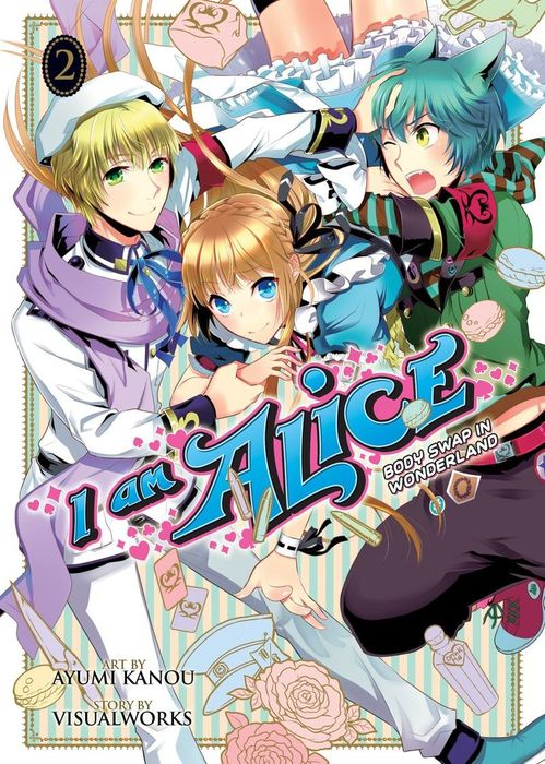 I Am Alice: Body Swap in Wonderland Vol. 2拡大写真