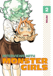 Interviews with Monster Girls Volume 2-電子書籍