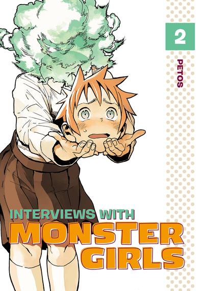 Interviews with Monster Girls Volume 2