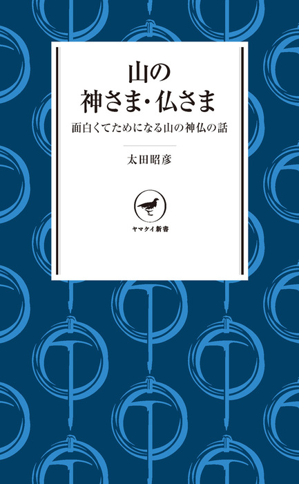 ヤマケイ新書 山の神さま・仏さま拡大写真