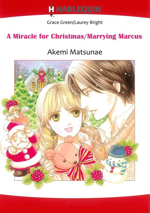 A MIRACLE FOR CHRISTMAS/ MARRYING MARCUS-電子書籍-拡大画像