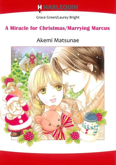 A MIRACLE FOR CHRISTMAS/ MARRYING MARCUS-電子書籍