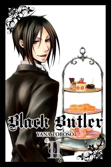 Black Butler, Vol. 2拡大写真