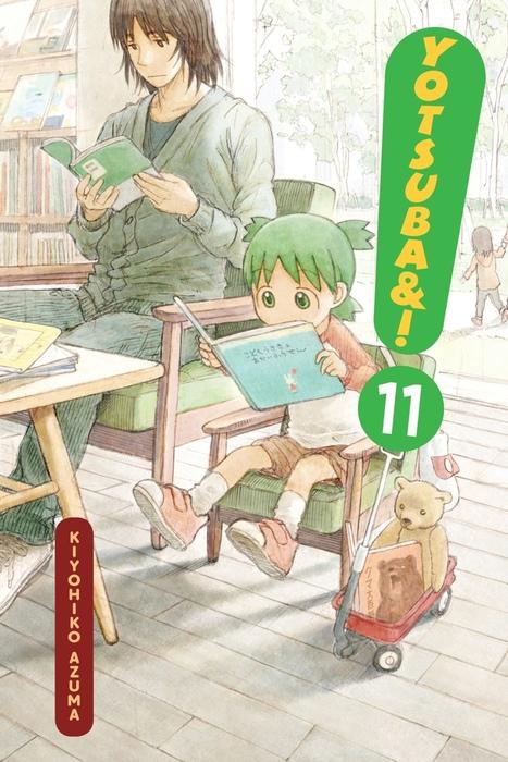 Yotsuba&!, Vol. 11-電子書籍-拡大画像