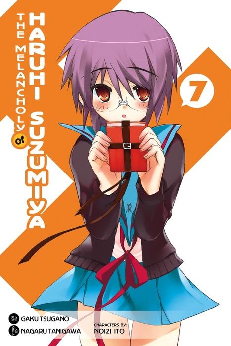 The Melancholy of Haruhi Suzumiya, Vol. 7 (Manga)拡大写真