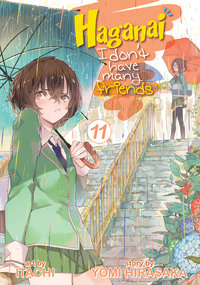 Haganai: I Don't Have Many Friends Vol. 11-電子書籍