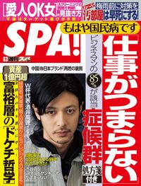 週刊SPA! 2014/6/3号