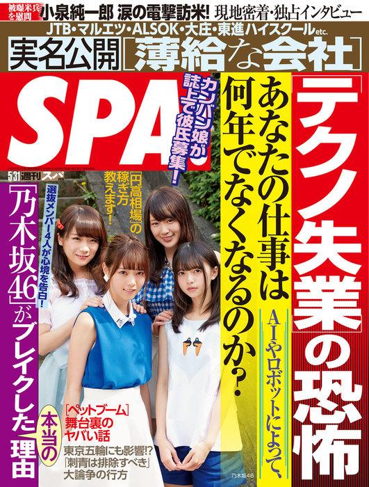週刊SPA! 2016/5/31号-電子書籍-拡大画像