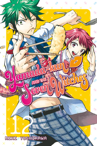 Yamada-kun and the Seven Witches Volume 12