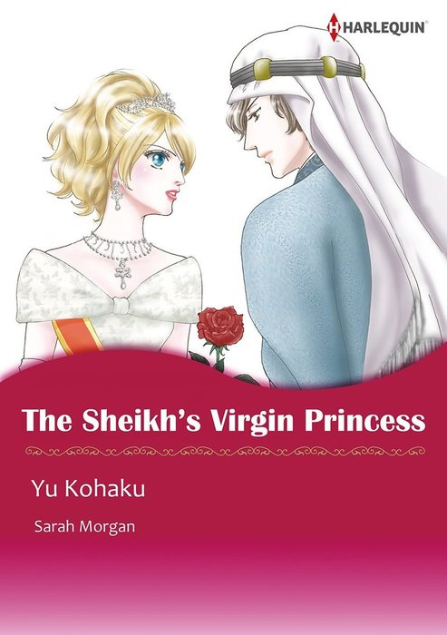 THE SHEIKH'S VIRGIN PRINCESS拡大写真