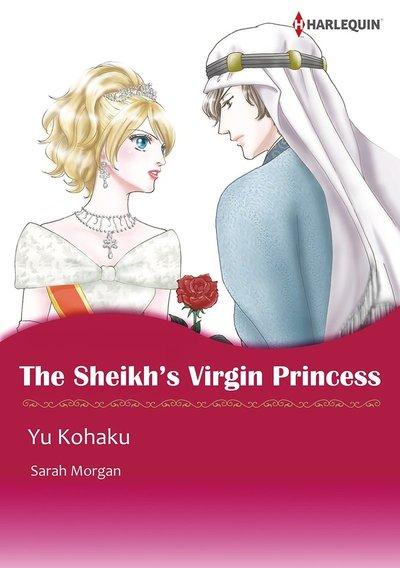 THE SHEIKH'S VIRGIN PRINCESS-電子書籍