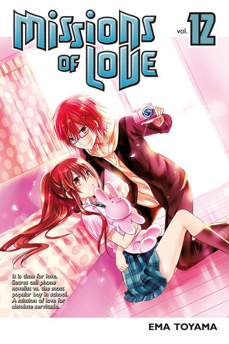 Missions of Love 12-電子書籍-拡大画像