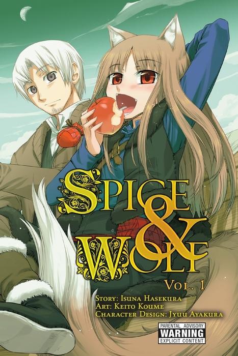 Spice and Wolf, Vol. 1 (manga)拡大写真