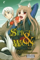 Spice and Wolf (manga)