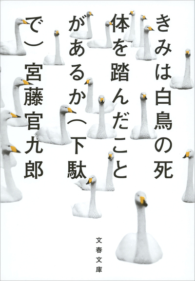 きみは白鳥の死体を踏んだことがあるか(下駄で)-電子書籍