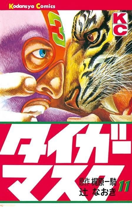 タイガーマスク(11)拡大写真