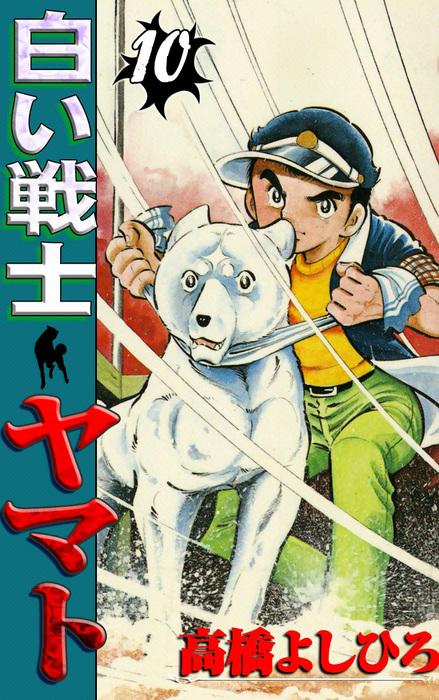 白い戦士ヤマト 第10巻拡大写真