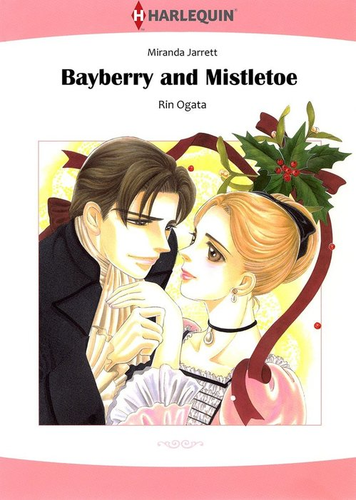 Bayberry and Mistletoe拡大写真